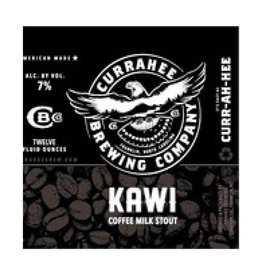 Currahee Currahee 'Kawi' Coffee Milk Stout 12oz Sgl (Can)