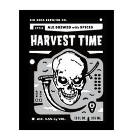 Big Boss 'Harvest Time' Pumpkin Ale 12oz Sgl