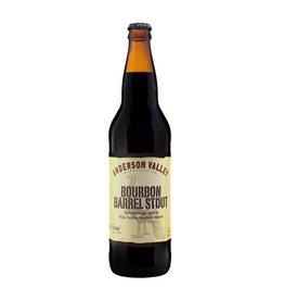 Anderson Valley Anderson Valley 'Bourbon Barrel Stout' 22oz