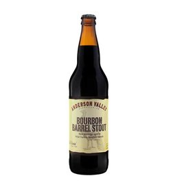Anderson Valley AVBC 'Bourbon Barrel Stout' 22oz