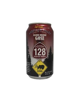 Anderson Valley Anderson Valley 'Blood Orange Gose' 12oz Sgl (Can)