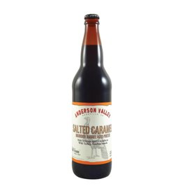 Anderson Valley Anderson Valley 'Salted Caramel' Bourbon Barrel Aged Porter 22oz