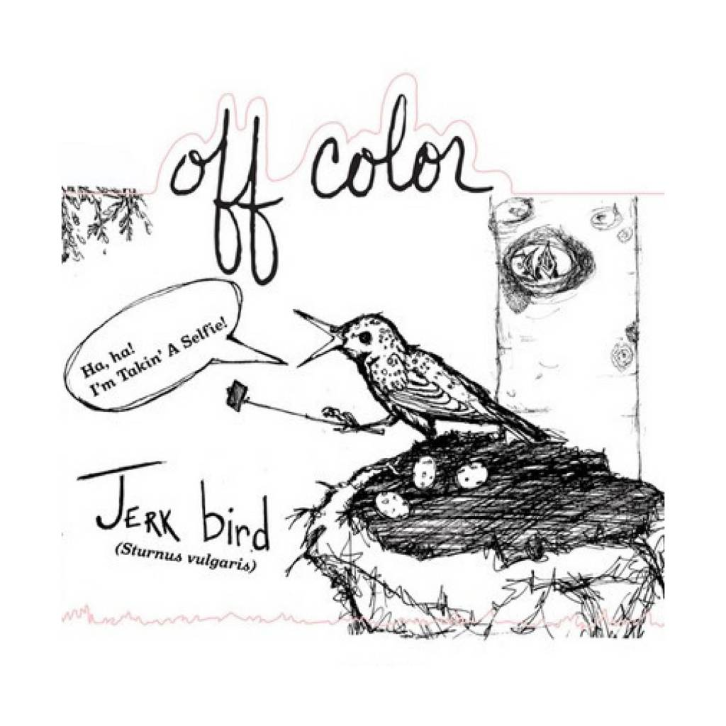 off color jerk bird golden - Off Color Cartoons