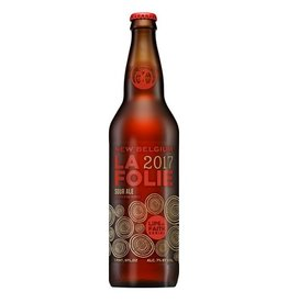 New Belgium 'La Folie - 2017' 22oz