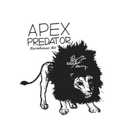 Off Color 'Apex Predator' Saison 12oz Sgl