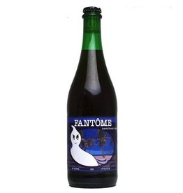Fantome Fantome 'Dark Forest Ghost' Saison 750ml