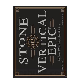 Stone 'Vertical Epic - 02.02.02 Encore' 22oz