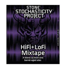 Stone 'Stochasticity - Hifi+Lofi Mixtape' 22oz