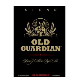 Stone 'Old Guardian - 2015' 22oz