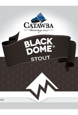 Catawba Brewing Co. 'Black Dome' Stout 12oz (Can)