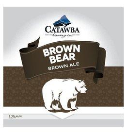 Catawba Brewing Co. 'Brown Bear' Ale 12oz (Can)