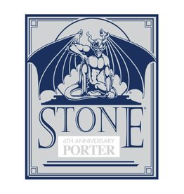 Stone '6th Anniversary-Encore' Porter 22oz