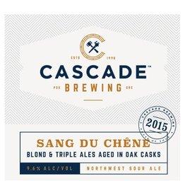 Cascade 'Sang du Chene' Sour Ale 750ml