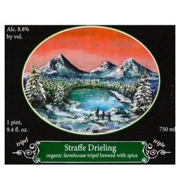 Logsdon 'Straffe Drieling' Organic Tripel Ale 750ml