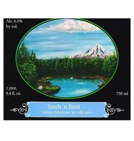 Logsdon 'Szech 'n Brett' Ale 750ml
