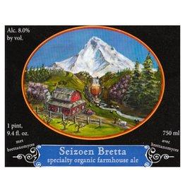 Logsdon 'Seizoen Bretta' Ale 375ml