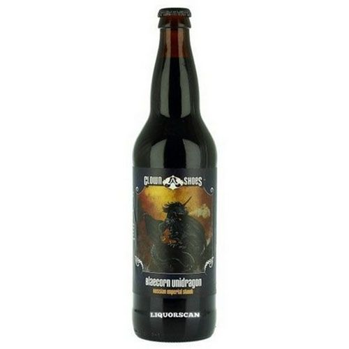 Clown Shoes 'Blaecorn Unidragon' Imperial Stout 22oz