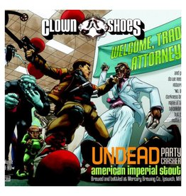 Clown Shoes 'Undead Party Crasher' Imperial Stout 22oz