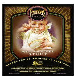 Founders Brewing Co. 'Breakfast Stout' 12oz Sgl