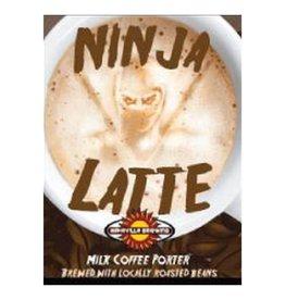 Asheville Brewing 'Ninja Latte' Porter 22oz