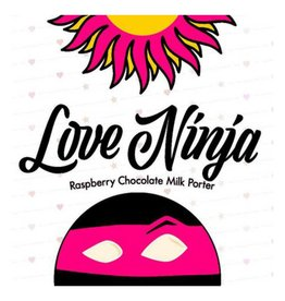 Asheville Brewing 'Love Ninja' 22oz