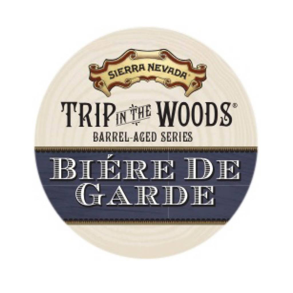 Sierra Nevada 'Trip in the Woods - Biere de Garde' 750ml