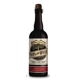 Sierra Nevada 'Narwhal w/ Red & Black Currants' Barrel Aged Imperial Stout 750ml