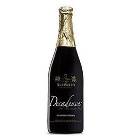Alesmith 'Decadence - 2015' Anniversary Ale 750ml