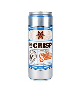 Sixpoint 'The Crisp' Pilsner 12oz (can)