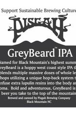Pisgah 'Greybeard IPA' 12oz (Can)