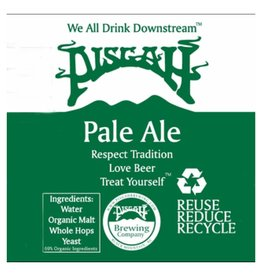 Pisgah 'Pale Ale' 12oz Sgl (Can)
