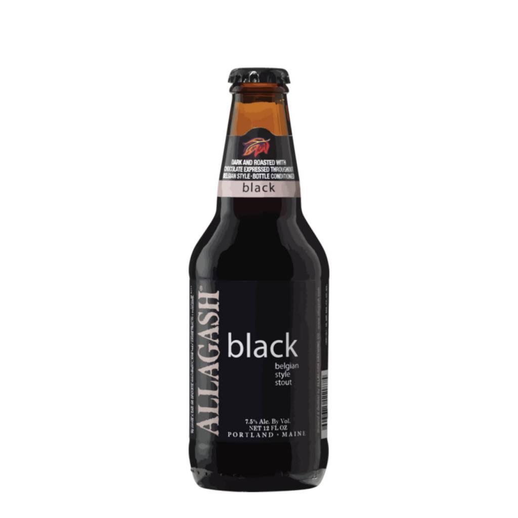 Allagash 'Black' 12oz Sgl