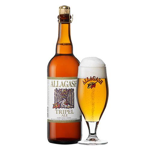 Allagash Brewing Co. 'Tripel' 750ml