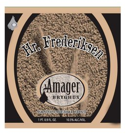 Amager 'Hr. Frederiksen' Danish Imperial Stout 500ml