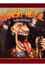 Amager x Jester King 'Danish Metal' Imperial Stout 500ml