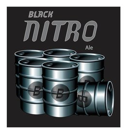 Amager x Grassroots 'Black Nitro' Ale 500ml