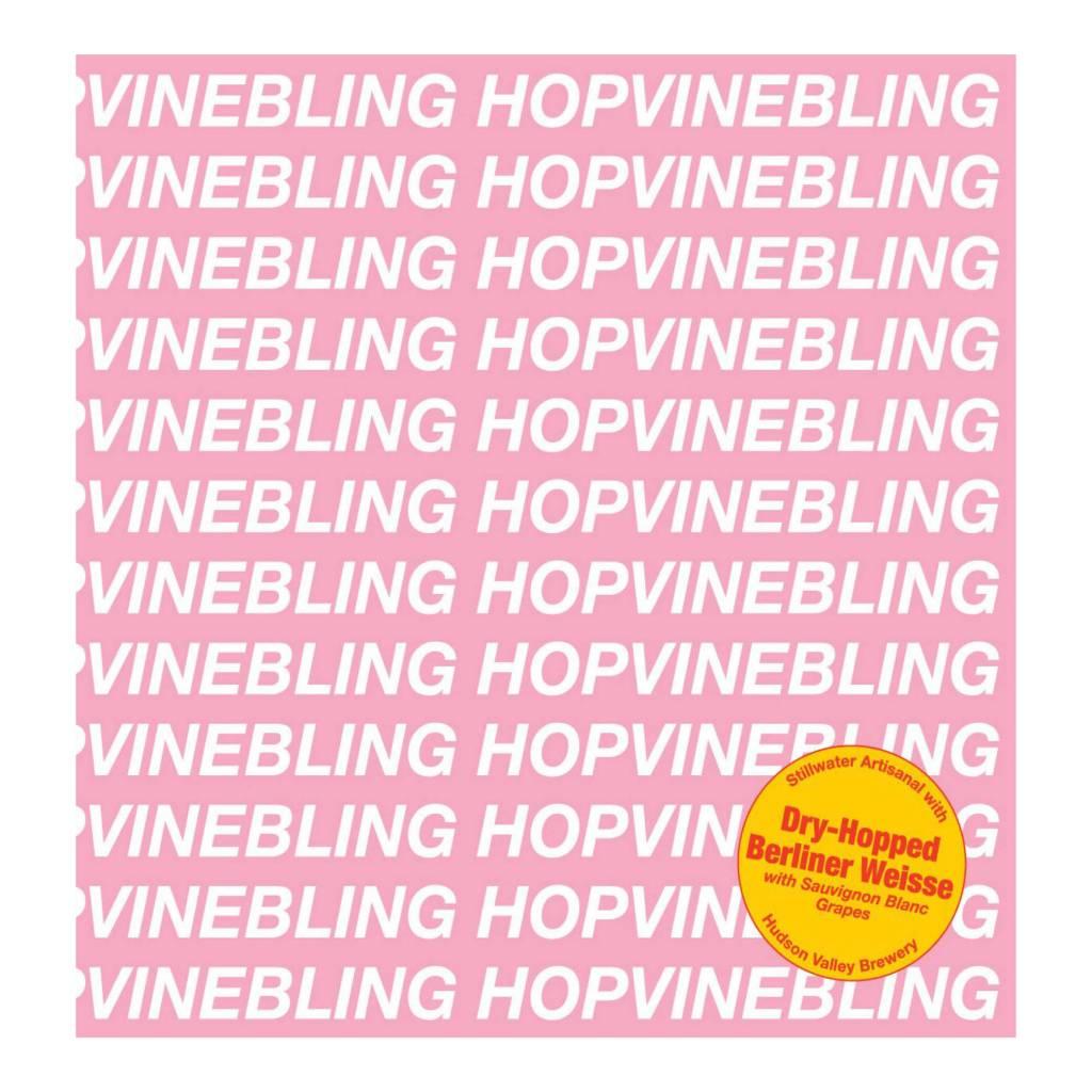 Stillwater x Hudson Valley 'Hopvinebling' Dry Hopped Berlinerweiss 22oz