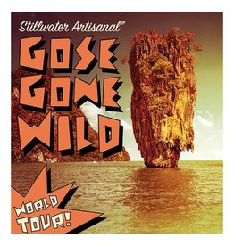 Stillwater 'Gose Gone Wild World Tour! - Phuket' 22oz