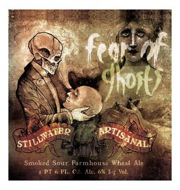 Stillwater 'Fear of Ghosts' Smoked Sour Farmhouse Wheat 22oz