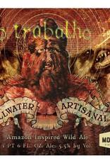 Stillwater Artisanal x Morada 'O Trabalho' 22oz