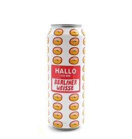 Mikkeller Mikkeller 'Hallo Ich Bin Berliner Weisse Passionfruit' 500ml Sgl (Can)