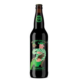 Mikkeller SD 'Hop Geek Breakfast' Black IPA with Coffee 22oz
