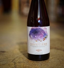 Haw River 'Beneath the Feet of Orion' Imperial Rye Saison 500mL