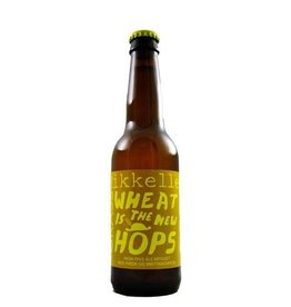 Mikkeller x Grassroots 'Wheat is the Hew Hops' Ale 330ml