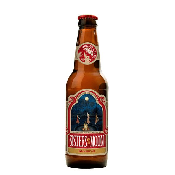 Mother Earth 'Sisters of the Moon' IPA 12oz Sgl