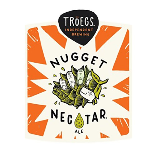 Troegs 'Nugget Nectar' 12oz Sgl (Can)