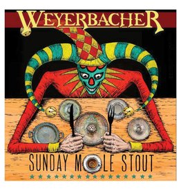 Weyerbacher 'Sunday Mole Stout' 12oz Sgl