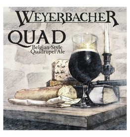 Weyerbacher 'Quad' 12oz Sgl