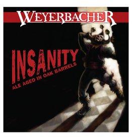 Weyerbacher 'Insanity' Barrel Aged Barleywine 12oz Sgl