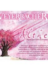 Weyerbacher Weyerbacher 'Althea' Belgian-Style Dubbel Ale w/ Plums 750ml